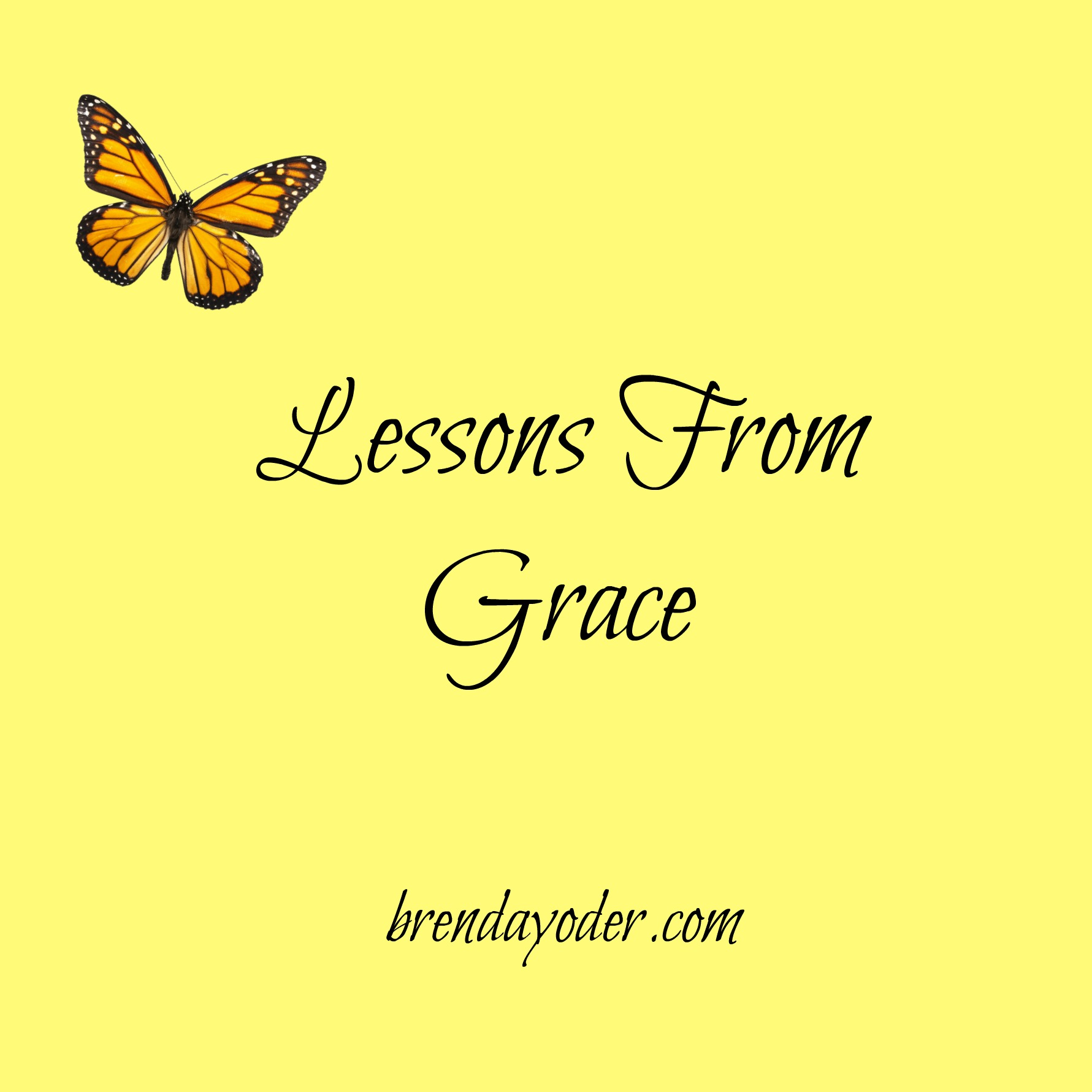 Lessons From A Thing Called Grace