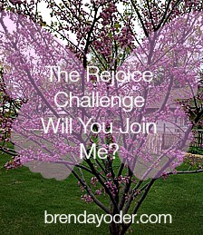 What A Little Rejoicing Can Do – A Challenge