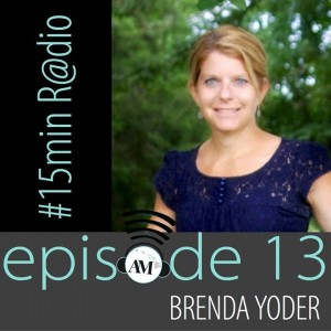 brenda yoder ministry