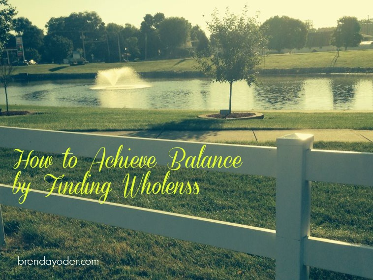 3 Steps For Finding Wholeness