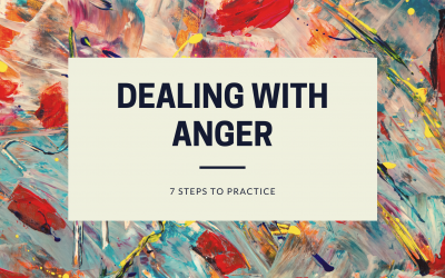 7 Steps to Deal with Anger