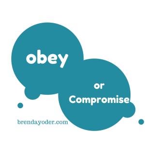 Obey or Compromise?