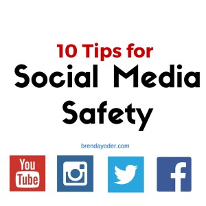 10 Tips for Social Media Safety