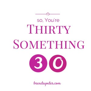 30 something