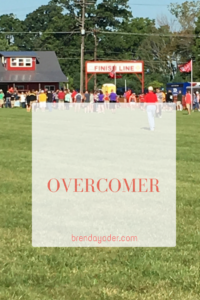 Confessions of an Overcomer