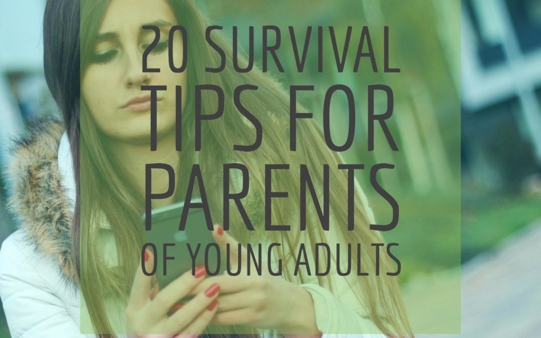 20 Survival Tips for Parenting Independence