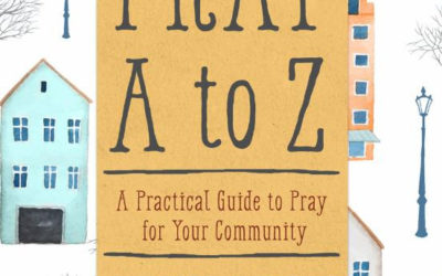 Pray A to Z for Your Community & Giveaway