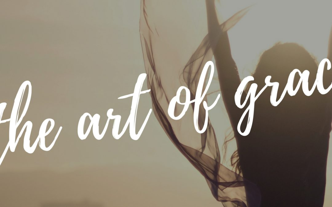 The Art of Giving Yourself Grace