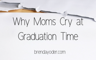 Why Moms Cry at Graduation Time