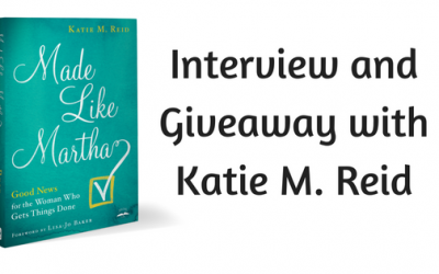 Made Like Martha Interview with Katie Reid