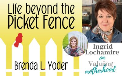 Series: Valuing Motherhood Interview with Ingrid Lochamire (S2E14)