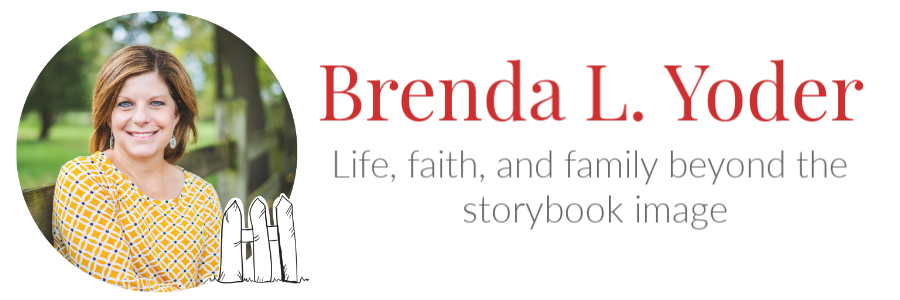 Brenda L Yoder, Life Beyond the Picket Fence