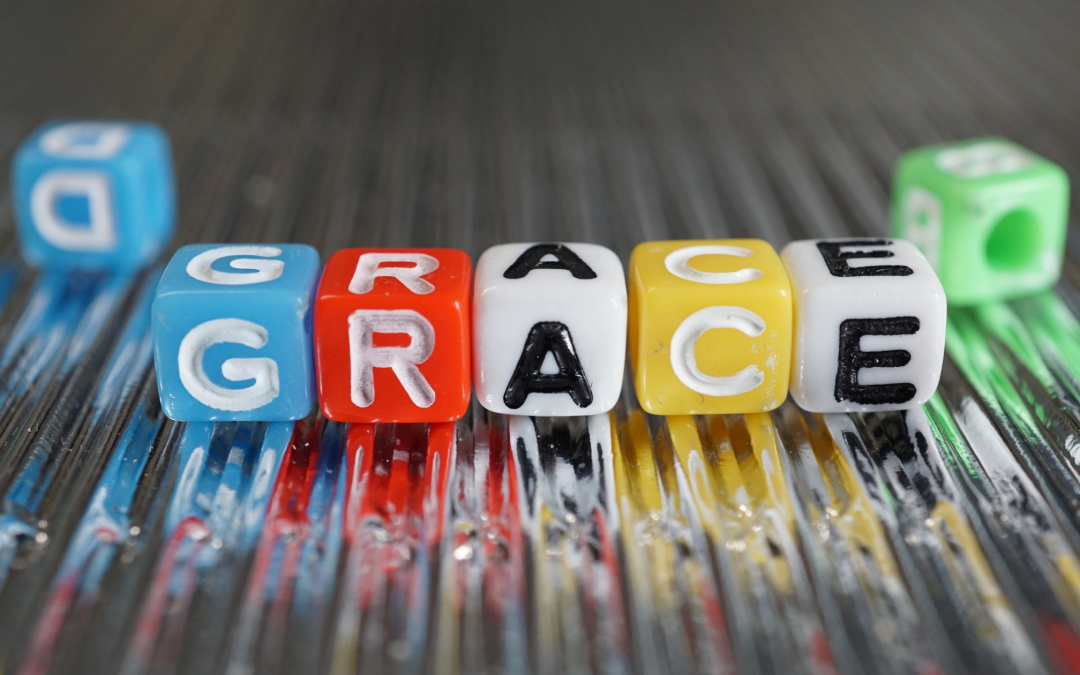Giving Yourself Grace